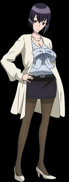Saginomiya Yuuko - LAIDBACKERS