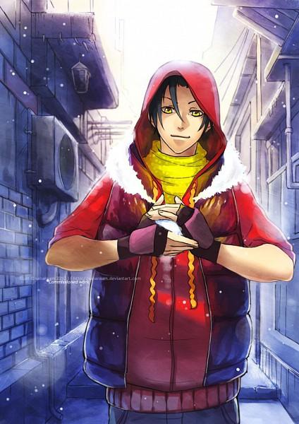 Tags: Anime, Saharaam, Original, deviantART