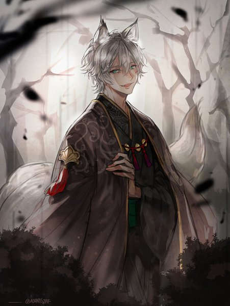 Tags: Anime, Pixiv Id 3622118, Yume Oukoku to Nemureru 100-nin no Ouji-sama, Saiga (Yume-100), Pixiv, Fanart, Fanart From Pixiv