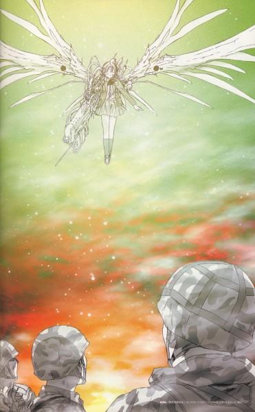 Tags: Anime, Takahashi Shin, Saikano, Chise