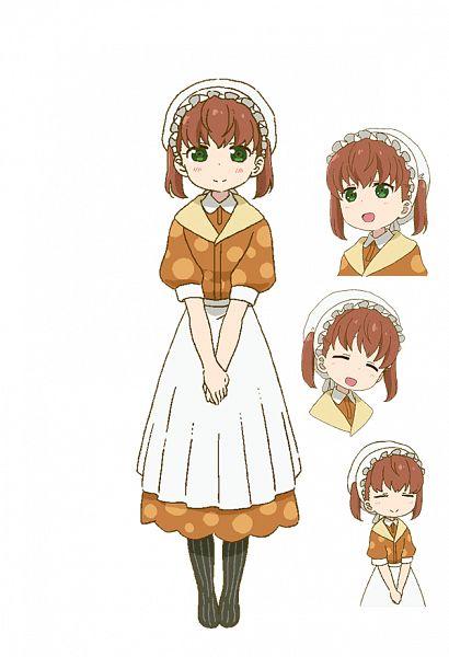 Saikawa Georgie - Kobayashi-san Chi no Maid Dragon