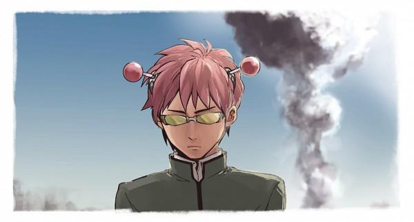 Tags: Anime, Pixiv Id 3231883, Saiki Kusuo no Sainan, Saiki Kusuo, Explosion, Pixiv, Fanart, Fanart From Pixiv