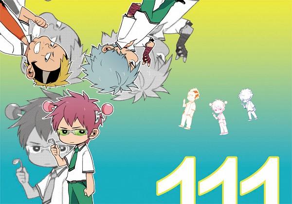 Tags: Anime, Pixiv Id 3231883, Saiki Kusuo no Sainan, Kaidou Shun, Saiki Kusuo, Nendou Riki, Pixiv, Fanart, Fanart From Pixiv