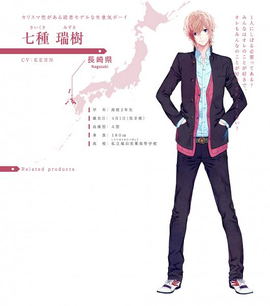 Tags: Anime, Mizuguchi Too, honeybee, Photograph Journey, Saikusa Mizuki, Map, Map Background, Official Art, Official Character Information, Character Profile, PNG Conversion