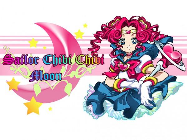 Sailor Chibi Chibi Moon - Chibi Chibi