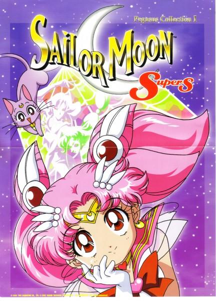Tags: Anime, Itou Ikuko, Bishoujo Senshi Sailor Moon, Chibiusa, Diana (Sailor Moon), Sailor Chibi Moon, Official Art, Self Scanned