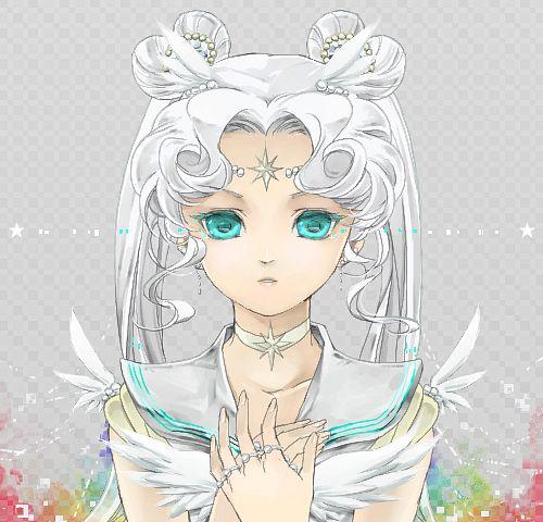 Sailor Cosmos - Chibi Chibi