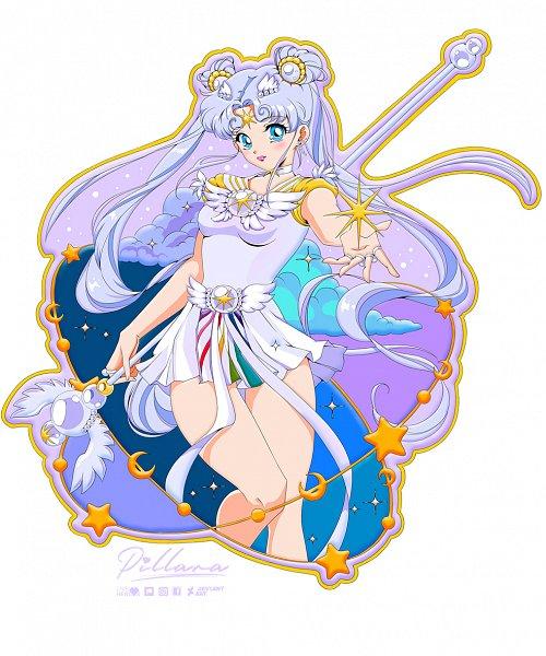Tags: Anime, Pillara, Bishoujo Senshi Sailor Moon, Sailor Cosmos