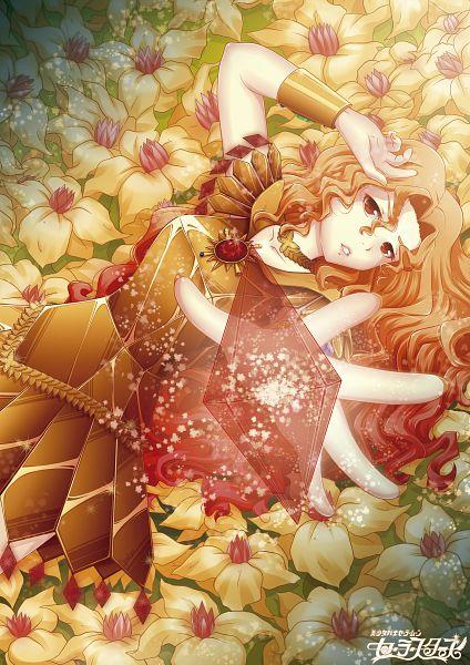 Tags: Anime, Pixiv Id 3653134, Bishoujo Senshi Sailor Moon, Sailor Galaxia, Star Seed, Galactica Bracelets, Saffer Crystal, Fanart, Mobile Wallpaper, Fanart From Pixiv, Pixiv
