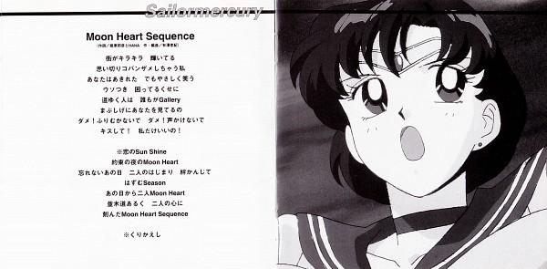 Tags: Anime, Bishoujo Senshi Sailor Moon, Mizuno Ami, Sailor Mercury, Official Art