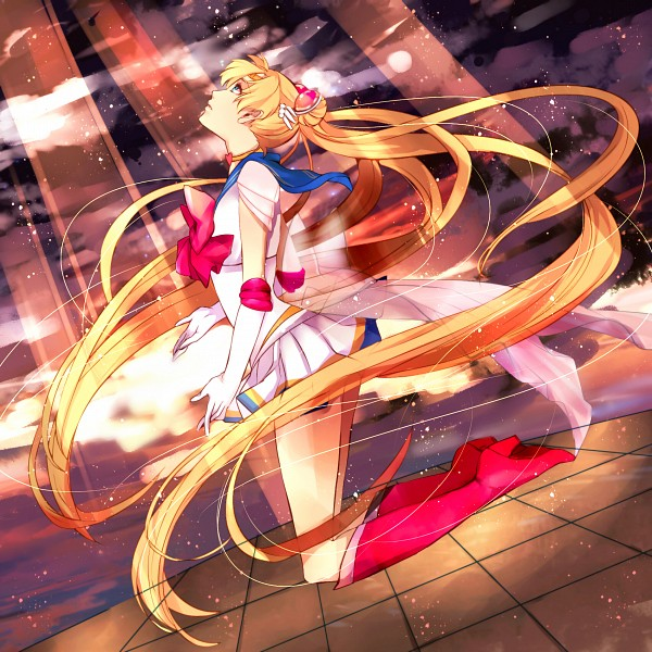 Tags: Anime, Ojyun, Bishoujo Senshi Sailor Moon, Sailor Moon (Character), Tsukino Usagi, Fanart From Pixiv, Fanart, Pixiv