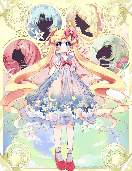 Tags: Anime, Ayasal, Bishoujo Senshi Sailor Moon, Tsukino Usagi, Sailor Moon (Character), Kino Makoto, Hino Rei, Aino Minako, Mizuno Ami, deviantART, Fanart, Fanart From DeviantART