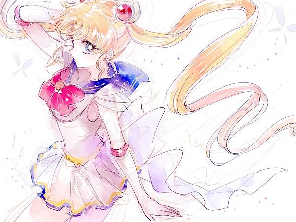 Tags: Anime, Ahma, Bishoujo Senshi Sailor Moon, Sailor Moon (Character), Tsukino Usagi, PNG Conversion, Pixiv