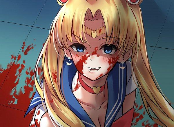 Tags: Anime, Pixiv Id 14696010, Bishoujo Senshi Sailor Moon, Tsukino Usagi, Sailor Moon (Character), Sailor Moon Redraw