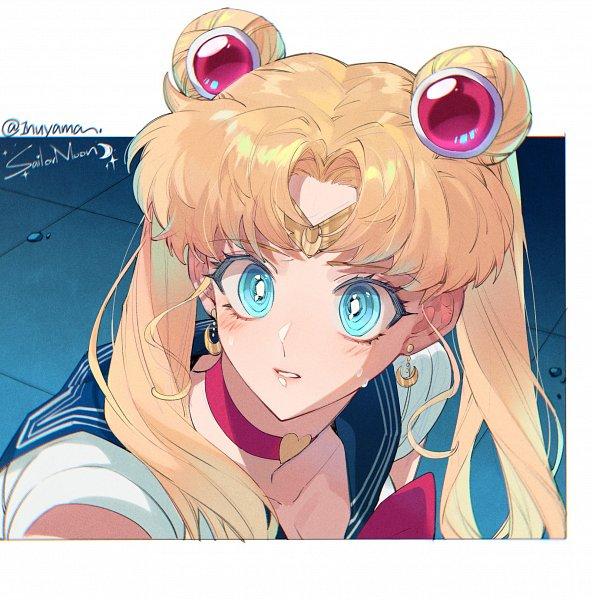 Tags: Anime, Inuyamamuneto, Bishoujo Senshi Sailor Moon, Sailor Moon (Character), Tsukino Usagi, Sailor Moon Redraw