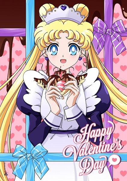 Tags: Anime, Riccardo Bacci, Bishoujo Senshi Sailor Moon, Sailor Moon (Character), Tsukino Usagi