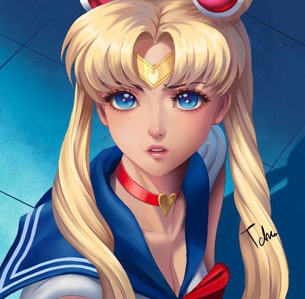 Tags: Anime, Tch2036, Bishoujo Senshi Sailor Moon, Tsukino Usagi, Sailor Moon (Character), Sailor Moon Redraw