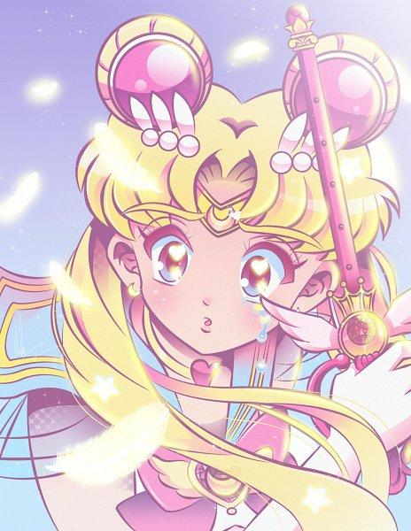 Tags: Anime, Pokori, Bishoujo Senshi Sailor Moon, Sailor Moon (Character), Tsukino Usagi, Kaleidomoon Scope, Sailor Moon Redraw