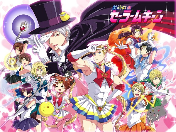 Sailor Neptune (Cosplay) - Sailor Neptune