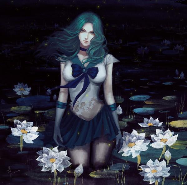 Sailor Neptune - Kaiou Michiru