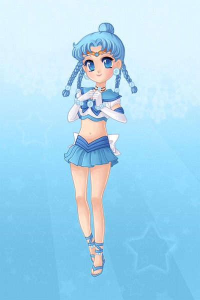 Sailor Pallas - Palla Palla