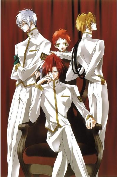 Tags: Anime, Saint Beast, Houou No Luca, Ryusei No Kira, Fuuga no Maya, Kirin No Judas