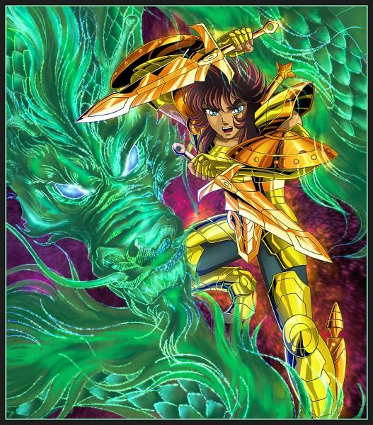 Saint Seiya Lost Canvas Image #717536