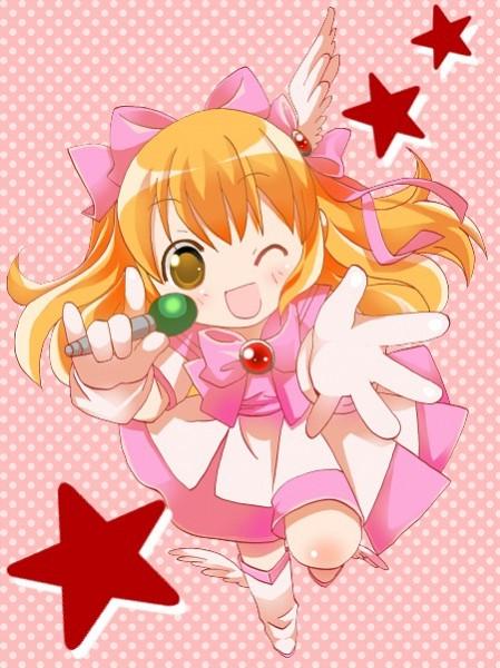 Saionji Erika - Idol Hakkenden