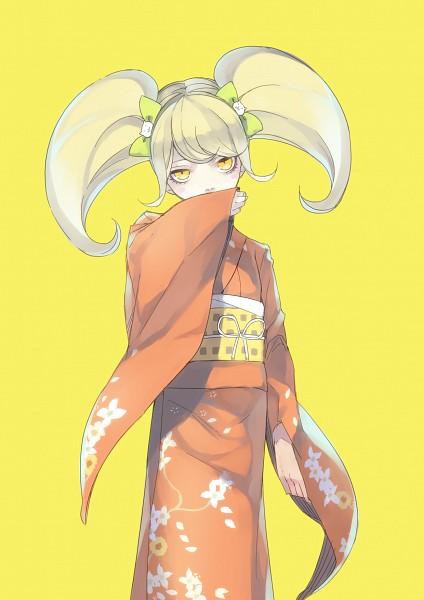 Tags: Anime, Haruba Negi, Super Danganronpa 2, Saionji Hiyoko, Mobile Wallpaper, Pixiv, Fanart, Fanart From Pixiv