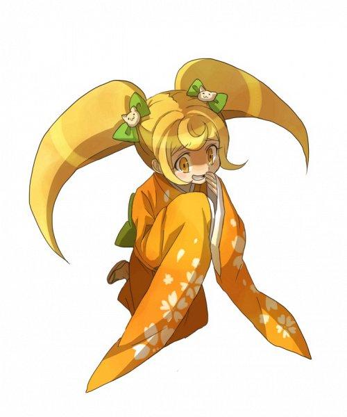 Tags: Anime, Gitta, Super Danganronpa 2, Saionji Hiyoko