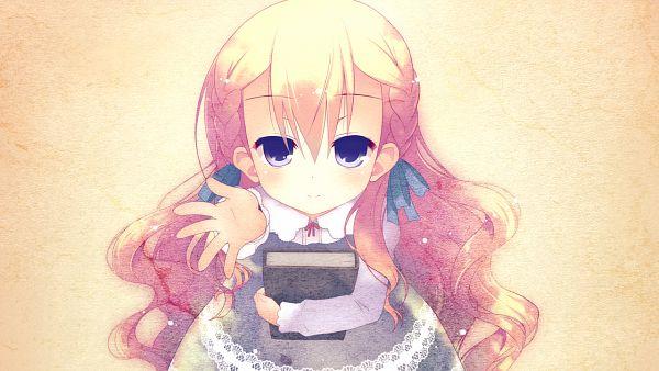 Tags: Anime, Ozawa Akifumi, piriri!, Kimi to Boku to no Kishi no Hibi -Rakuen no Chevalier-, Saionji Kei, Wallpaper, CG Art