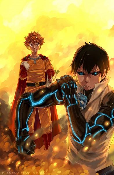Saitama (One Punch Man) (Cosplay) - Saitama (One Punch Man)