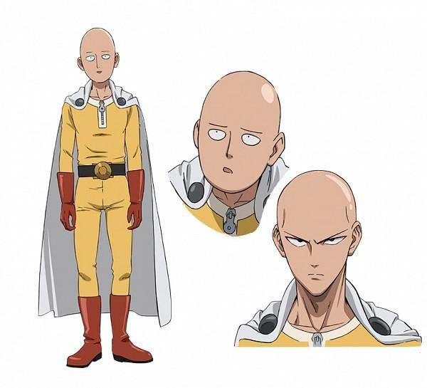 Saitama (One Punch Man) - One Punch Man