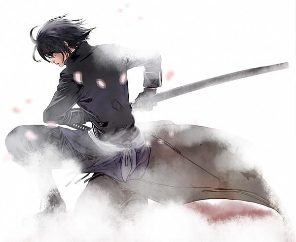 Tags: Anime, Hakuouki Shinsengumi Kitan, Saitou Hajime (Hakuouki)