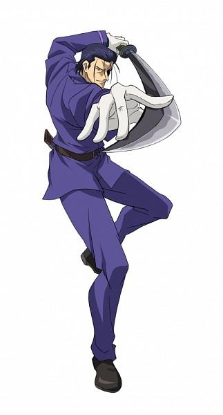 Saitou Hajime (Rurouni Kenshin) - Rurouni Kenshin