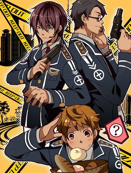 Tags: Anime, Saiyki, Pixiv