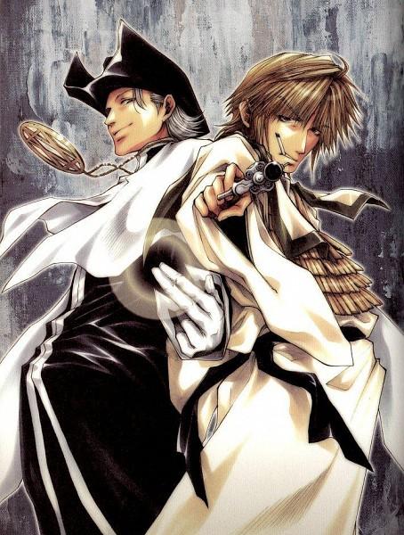 Tags: Anime, Saiyuki, Hazel Grouse, Genjyo Sanzo