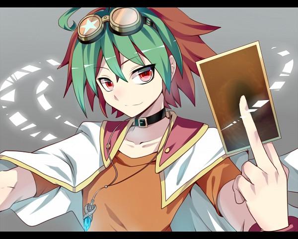 Tags: Anime, Pixiv Id 948968, Yu-Gi-Oh! ARC-V, Yu-Gi-Oh!, Sakaki Yuya, Fanart, Fanart From Pixiv, Pixiv