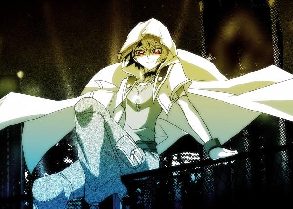 Tags: Anime, Pixiv Id 4801989, Yu-Gi-Oh!, Yu-Gi-Oh! ARC-V, Sakaki Yuya, Fanart, Fanart From Pixiv, PNG Conversion, Pixiv