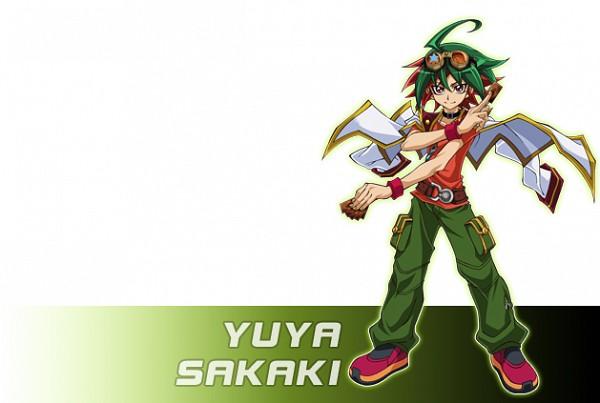 Sakaki Yuya - Yu-Gi-Oh! ARC-V