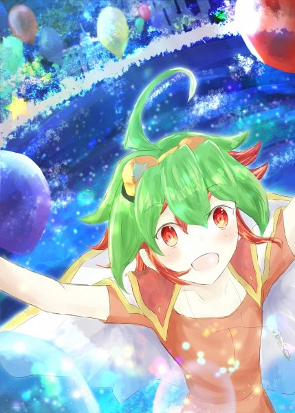 Tags: Anime, Yu-Gi-Oh!, Yu-Gi-Oh! ARC-V, Sakaki Yuya, Twitter, Fanart