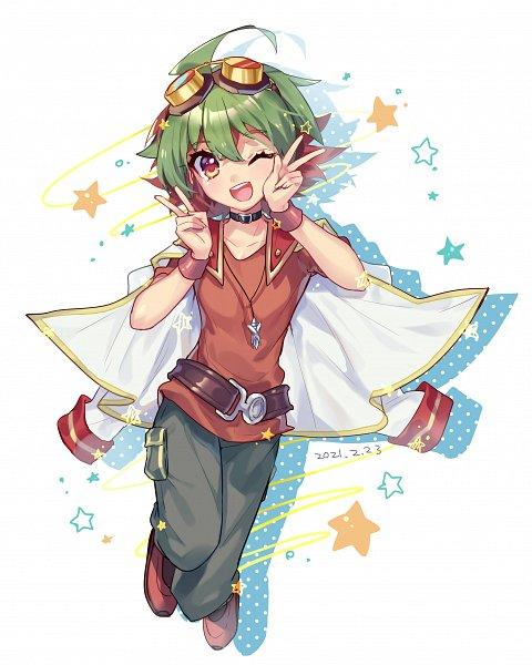 Tags: Anime, Pixiv Id 3042037, Yu-Gi-Oh!, Yu-Gi-Oh! ARC-V, Sakaki Yuya, Fanart, Twitter, Fanart From Pixiv, Pixiv