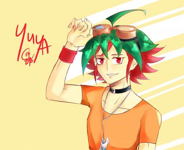 Tags: Anime, Misa (Pixiv13715356), Yu-Gi-Oh!, Yu-Gi-Oh! ARC-V, Sakaki Yuya, Pixiv, Fanart, Twitter, Fanart From Pixiv