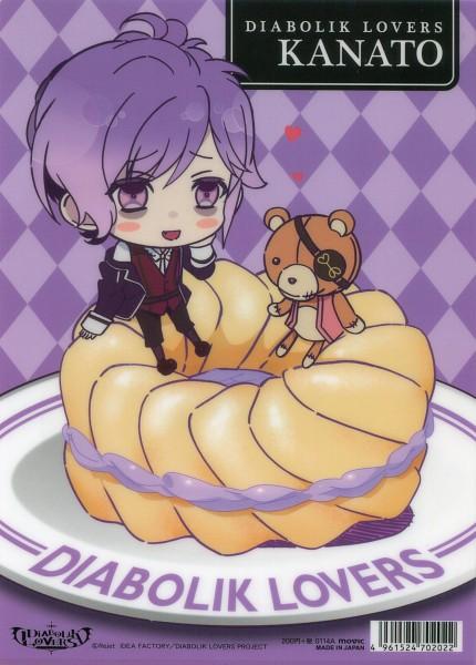 Tags: Anime, ZEXCS, Diabolik Lovers ~Haunted dark bridal~, Sakamaki Kanato, Official Art, Mobile Wallpaper