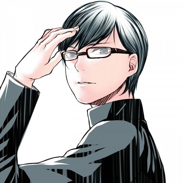 Tags: Anime, Puppetxxx, Sakamoto desu ga?, Sakamoto (Sakamoto desu ga), Pixiv, Fanart