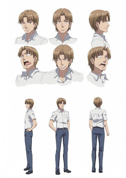 Tags: Anime, Seven (Studio), Ousama Game The Animation, Ousama Game: Shuukyoku, Sakamoto Takuya, Official Art, Cover Image, Artist Request