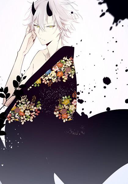 Tags: Anime, zxs1103, Gintama, Sakata Gintoki, Pixiv, Mobile Wallpaper, Fanart, Fanart From Pixiv, Gintoki Sakata
