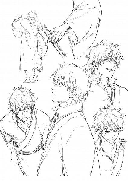 Tags: Anime, Tetsu420, Gintama, Sakata Gintoki, Fanart, Fanart From Pixiv, Pixiv, Gintoki Sakata
