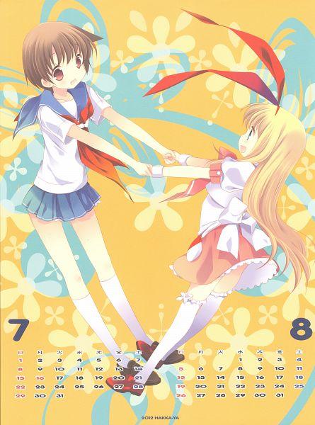 Tags: Anime, Tokumi Yuiko, Saki - The Player, Haramura Nodoka, Miyanaga Saki, Amae Koromo, Scan