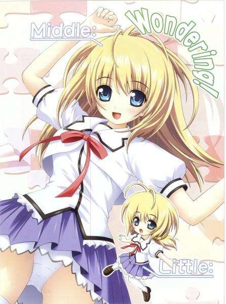 Tags: Anime, Saki Hitsuzimura, Wondering Repair!